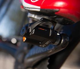 どのペダル式パワーメーターよりも扱いが簡単で衝撃にも強いP1ペダル SINGLE