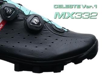 LAKE ビンディングシューズ サイクリングシューズ マウンテンシューズ MX332 チェレステ Version 1へ