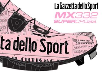 LAKE ビンディングシューズ サイクリングシューズ マウンテンシューズ MX332 スーパークロス ガゼッタへ