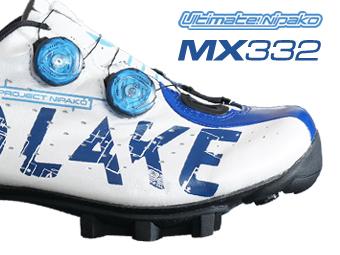 LAKE ビンディングシューズ サイクリングシューズ マウンテンシューズ MX332 究極!ニパ子へ
