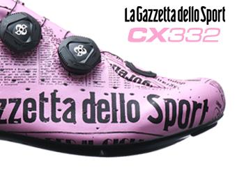 LAKE ビンディングシューズ サイクリングシューズ ロードシューズ CX332 GAZZETTAへ