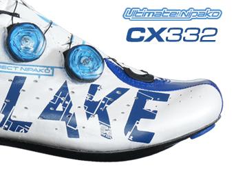 LAKE ビンディングシューズ サイクリングシューズ ロードシューズ CX332 究極!ニパ子へ